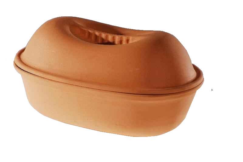 garnek rzymski do wypieku chleba